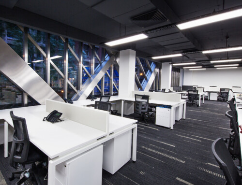 How to make your high-end office build stand out