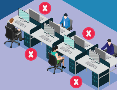 Office design in the age of Covid